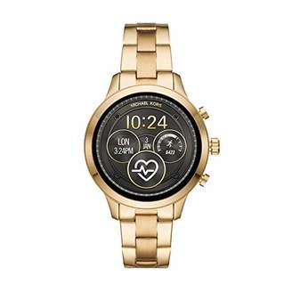 Michael Kors Womens Smartwatch with Stainless Steel Strap MKT5045