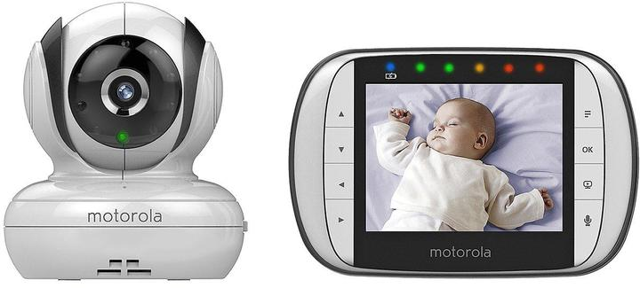 motorola mbp36s remote wirless video baby monitor kids. Black Bedroom Furniture Sets. Home Design Ideas