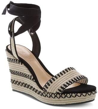 09c9c306a6c2 Schutz Women s Electra High-Heel Wedge Sandals