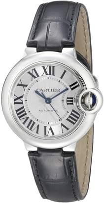 Cartier Women's W6920085 Analog Display Swiss Automatic Black Watch