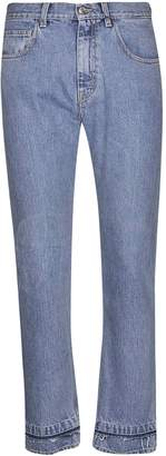 Ih Nom Uh Nit Straight Cut Jeans