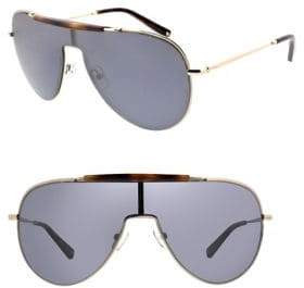 KENDALL + KYLIE Layla 65MM Shield Sunglasses