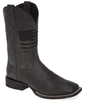 Ariat Circuit Patriot Cowboy Boot