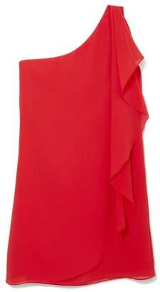 Vince Camuto One-shoulder Drape Dress