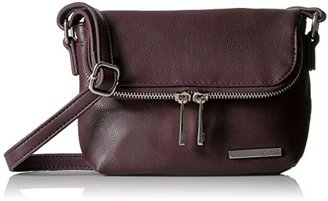 Kenneth Cole Reaction Womens Wooster Street Foldover Crossbody $29.40 thestylecure.com