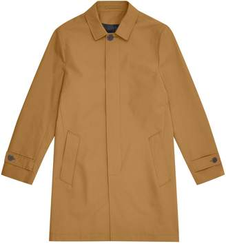 Dorothy Perkins Womens **Burton Tan Single Breasted Mac Coat