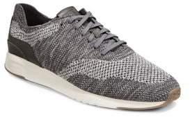 Cole Haan Mens Textured Sneakers
