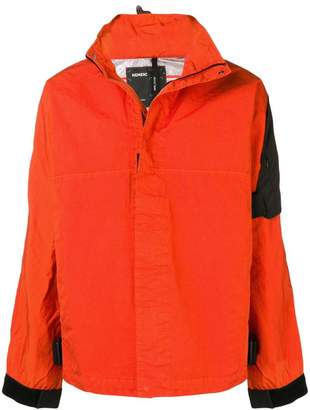 Nemen Guard longsleeve zipped jacket