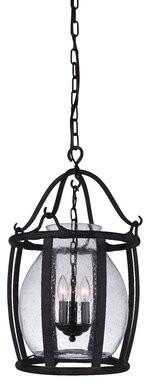 Eliza J Darby Home Co 3-Light Lantern Pendant Darby Home Co