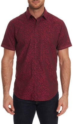 Robert Graham Linwood Classic Fit S/S Woven Shirt