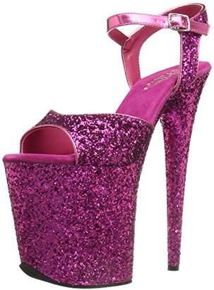 Pleaser USA Women's Flamingo-810LG Sandal,10 M US