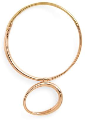 Charlotte Chesnais 'Koi' Vermeil Pendant Necklace