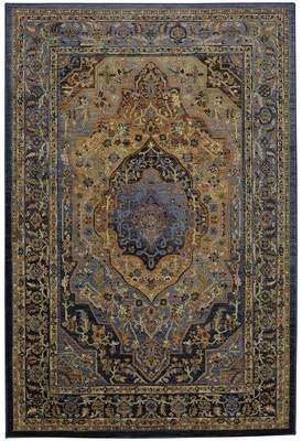 Blue Area Mohawk Home Providence Mosher Rug