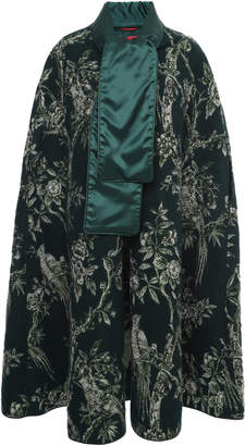 For Restless Sleepers Tiche Mohair Pajama Cape