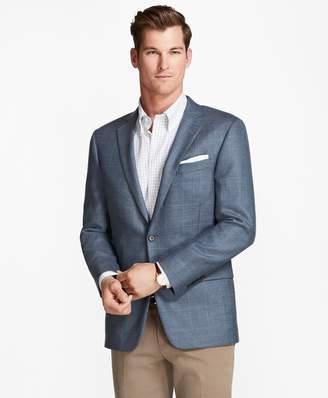 Brooks Brothers Regent fit Twill with Windowpane Sport Coat