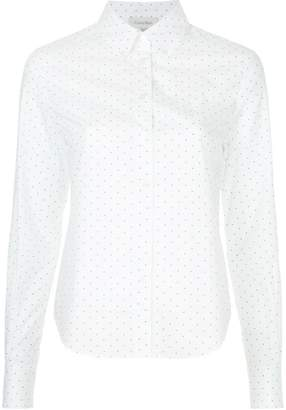 CK Calvin Klein dot print shirt