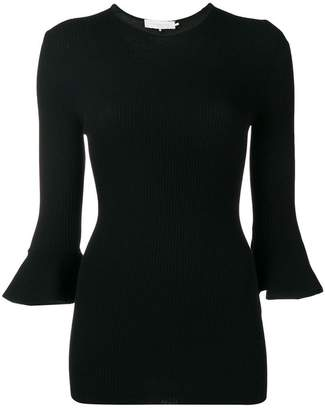 L'Autre Chose flared sleeve sweater
