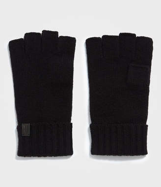 AllSaints Cut Off Fingers Gloves