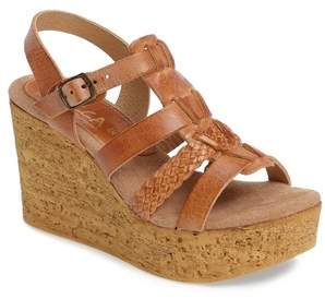 Sbicca Pluto Wedge Sandal