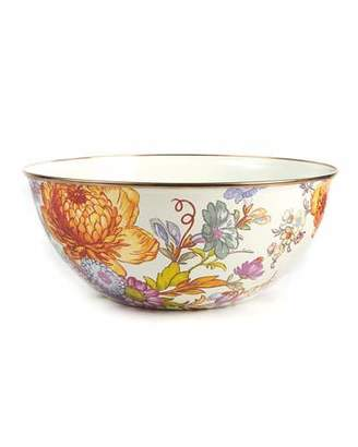 Mackenzie Childs MacKenzie-Childs Flower Market Large Everyday Bowl