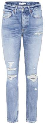 GRLFRND Karolina distressed jeans