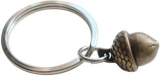 JewelryEveryday Acorn Keychain - Peter Pan's Kiss; 8 Year traditional gift