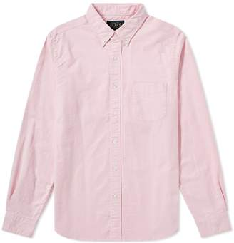 Beams Button Down Oxford Shirt