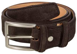 40 Colori - Dark Brown Trento Leather Belt