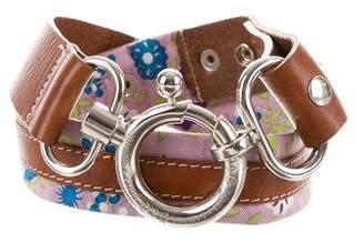 Dolce & Gabbana Floral Waist Belt