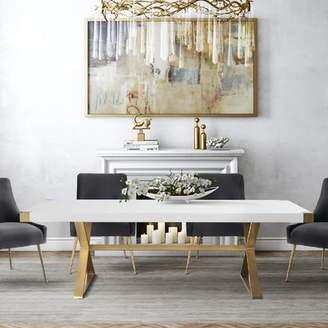 Everly Quinn Alverez Dining Table