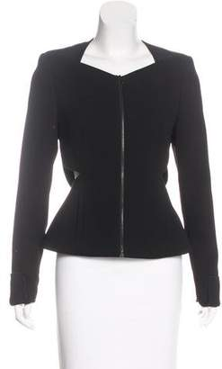 Dion Lee Structured Cutout Jacket