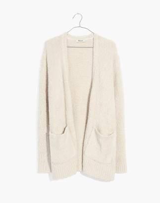 Madewell Teddy Cardigan Sweater