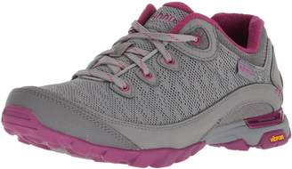 6b82cc4cf60 Ahnu Women s W Sugarpine II Air Mesh Hiking Boot