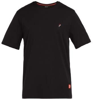 P.E Nation Jerome Cup Cotton T Shirt - Mens - Black