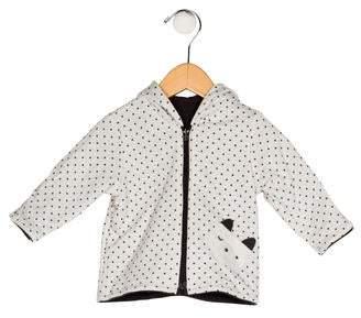 Catimini Boys' Hooded Zip-Up Jacket