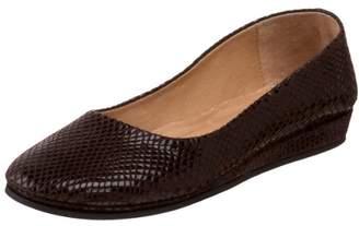 French Sole Women's Zeppa Slip-On Loafer