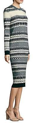 Tory Burch Women's Cotton Sweater Dress
