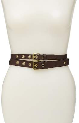 Cipriani 17mm Double Wrap Belt