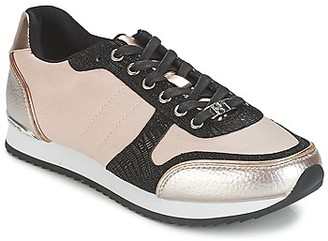 Supertrash DALLAS women's Shoes (Trainers) in Beige
