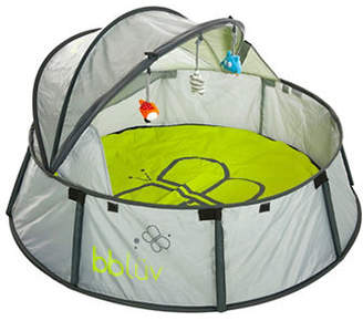 BBLUV Nido Two-in-One Travel and Play Tent