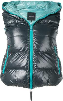 Duvetica sleeveless padded vest
