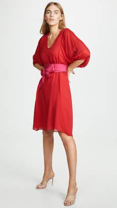 Cynthia Rowley Tinley Silk Dress