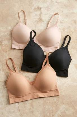 Soft Surroundings Yummie Wire Free Contour Bra