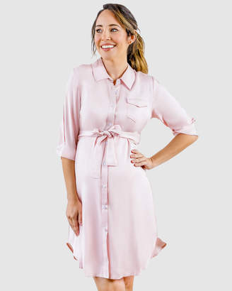Kara Shirt Dress