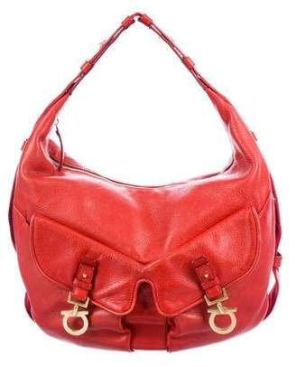 81c09bc107 Salvatore Ferragamo Leather Hobo Bags for Women - ShopStyle Canada