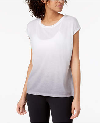 Ideology Dip-Dyed T-Shirt, Created for Macy's