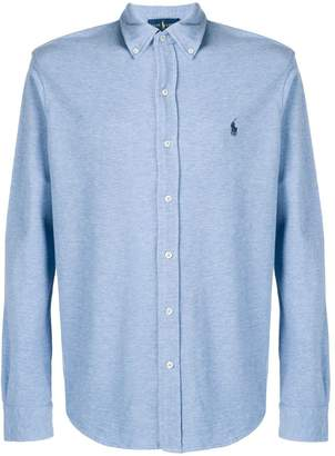 Polo Ralph Lauren embroidered logo button-down shirt