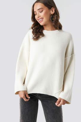 MANGO Michael Sweater Cream