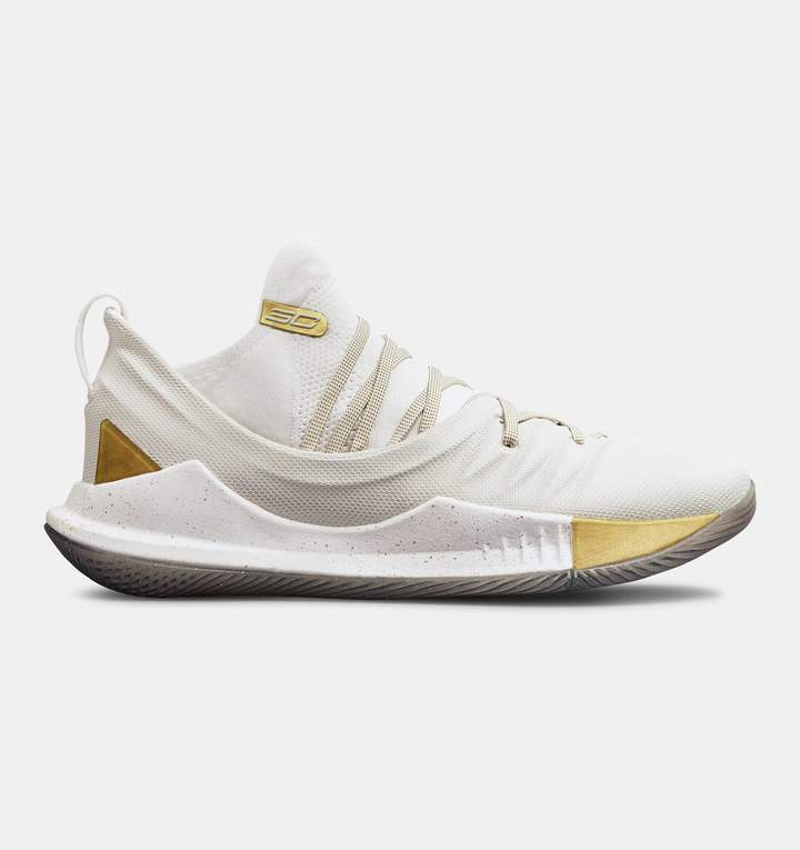 Under Armour Men's UA Curry 5 Basketball Shoes
