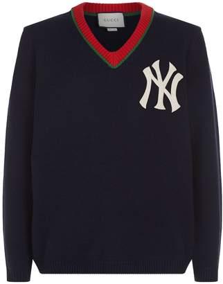 Gucci NY Yankees Sweater